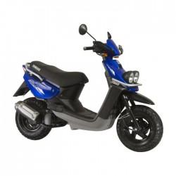 Yamaha BWS 50: японский скутер (с пробегом)