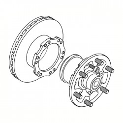 Ступичные адаптеры для ВГД Wheeltracks