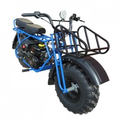 Off-road motorcycle Scout