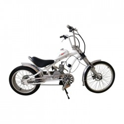 Велочоппер Chopper-Bike ST-22 с мотором