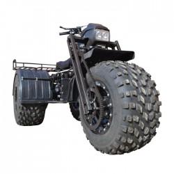 Полноприводный каракат-амфибия Васюган 3WD
