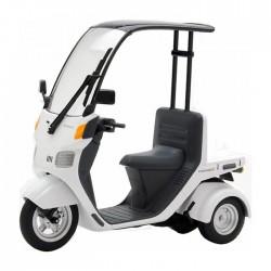 Honda Gyro Canopy TA-03: трёхколёсный скутер с крышей (б/у)