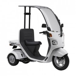Honda Gyro Canopy TA-01: трёхколёсный скутер (с пробегом)