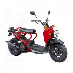 Honda Zoomer AF-58: японский скутер-внедорожник (новый)