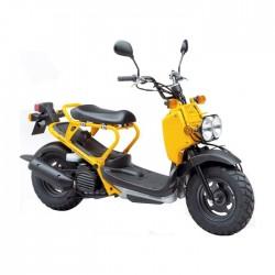 Honda Zoomer AF58: японский скутер-внедорожник (с пробегом)