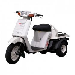 Honda Gyro Up 50: японский грузовой скутер (с пробегом)