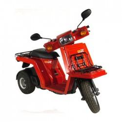 Honda Gyro X: компактный трёхколёсный скутер (с пробегом)