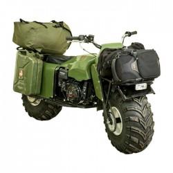 Полноприводный мотоцикл Paxus PR-2WD