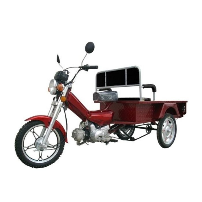 ORION TRICYCLE 100 – грузовой мопед