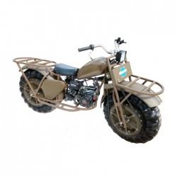 Полноприводный мотоцикл Шограш 2×2 Пневматик
