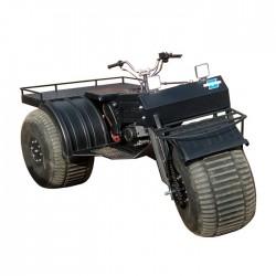 Полноприводный трицикл-каракат Шограш 3×3 Амфибия